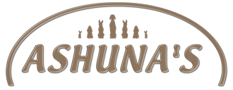 Ashuna's Dog Boutique - Header Logo
